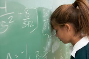 Трудности с математикой